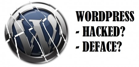 wordpress kena hack