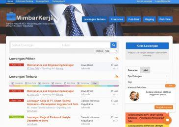 Web Marketspace Lowongan Kerja [WM LOKER MUKIDI]